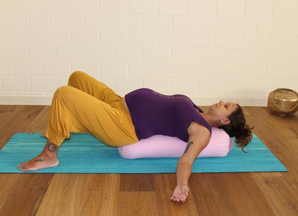 Yoga-Schwangerschafts